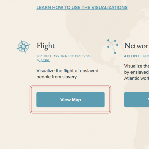 "Click on ""View Map"" to view the Flight visualization."
